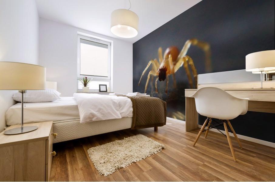 Best spider leg forward Mural print