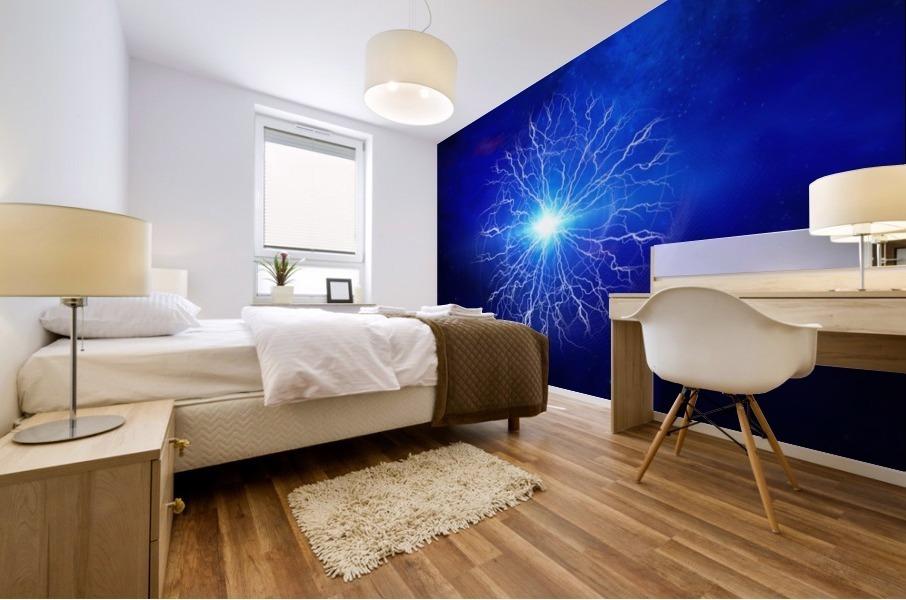 Pure Energy Mural print