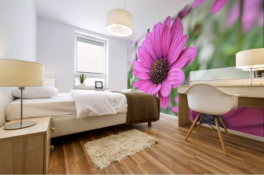 Floral Photography  Mural print