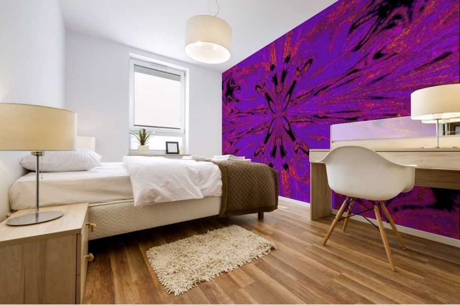 Abstract Butterfly 48 Mural print