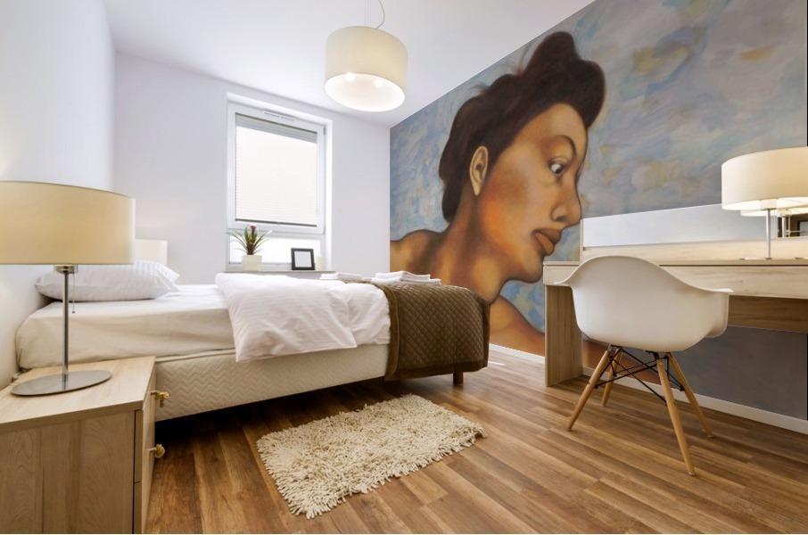 Sistine mood  Mural print