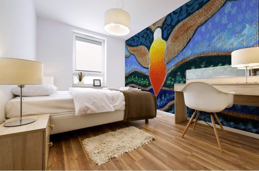 2019 016 Impression murale