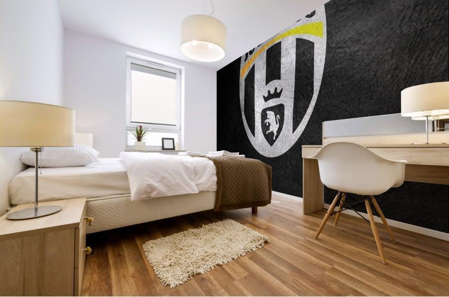 Juventus Mural print