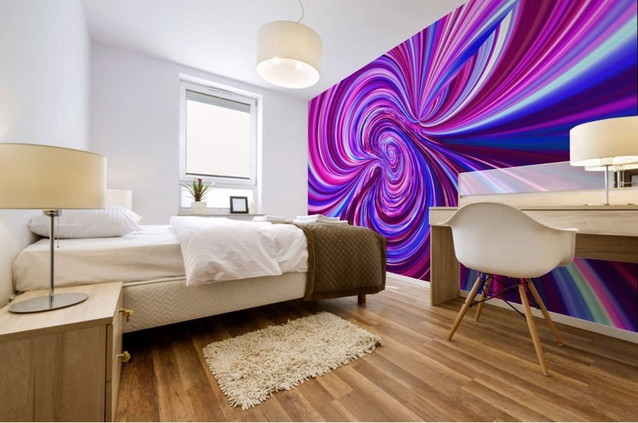 PERSPECTIVES 5D Mural print