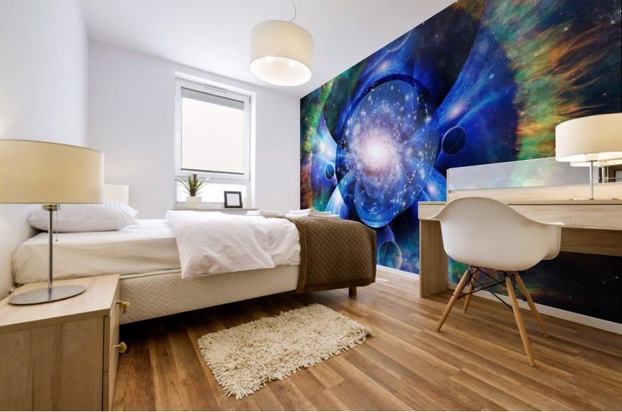 Mystic Universe Mural print