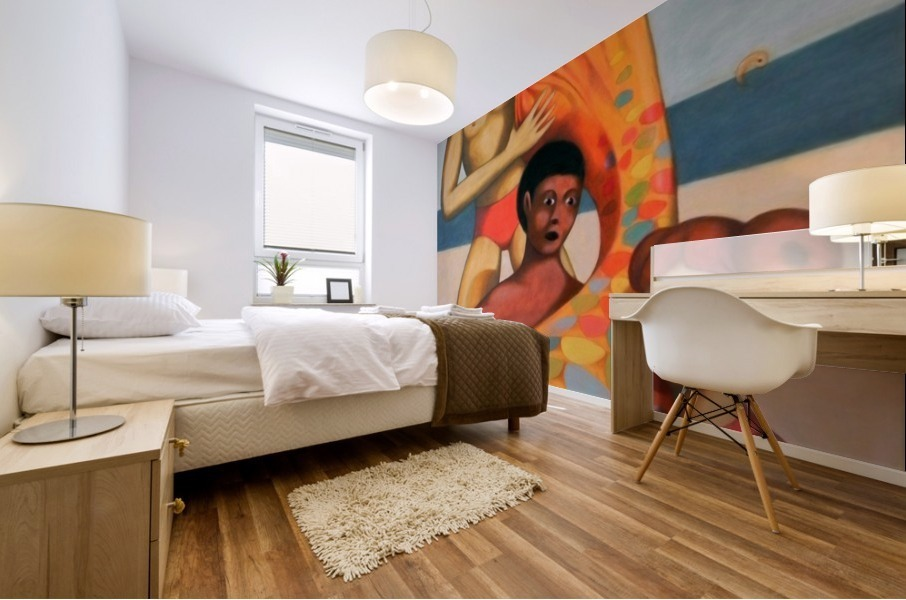 the great beauty Mural print