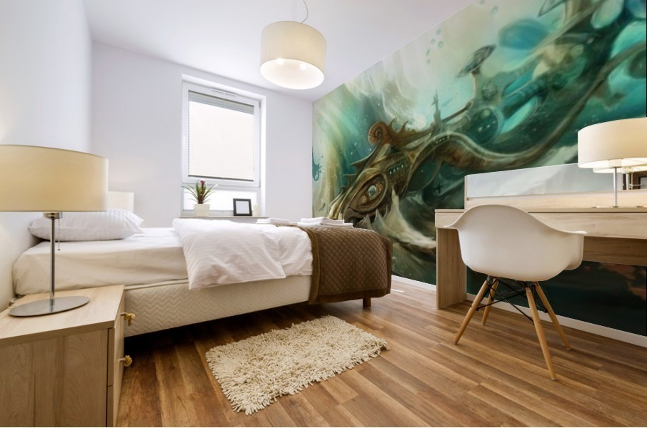 Finding Nemo Mural print