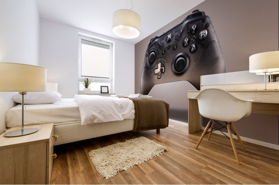 Gaming Controller v2 [extra large] Mural print