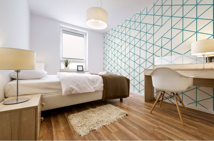 Abstract lines  Mural print