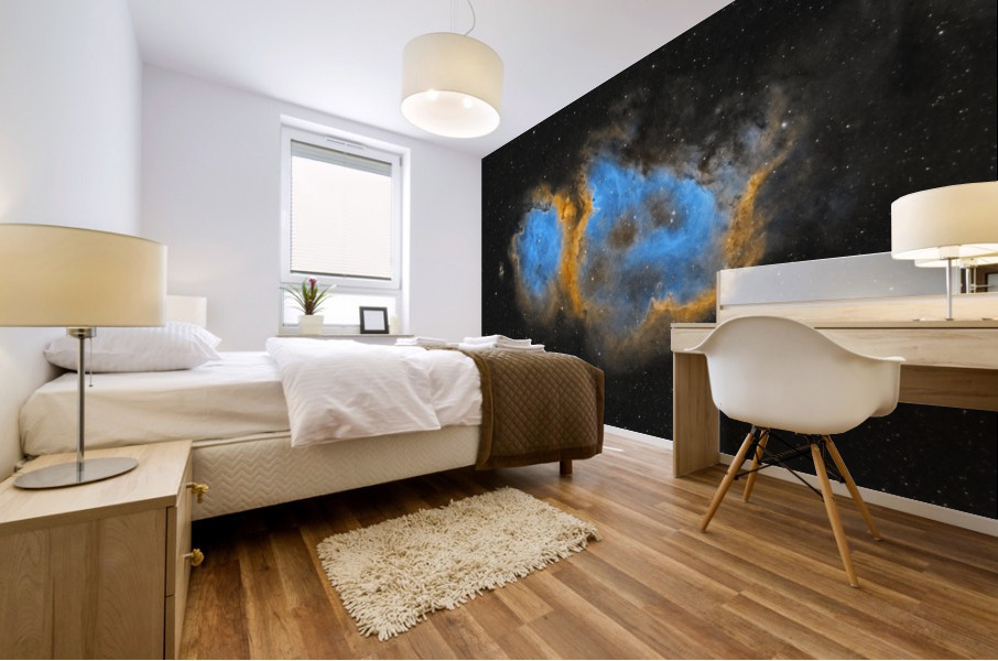 Soul Nebula Mural print