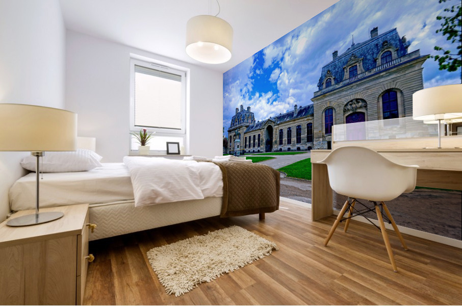 Chateaus of France 7 Mural print