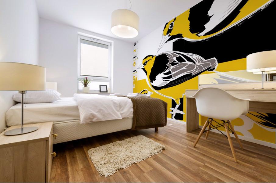 Orioles40x30 Impression murale