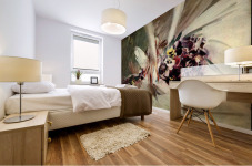 The Pansy by Giovanni Boldini Mural print