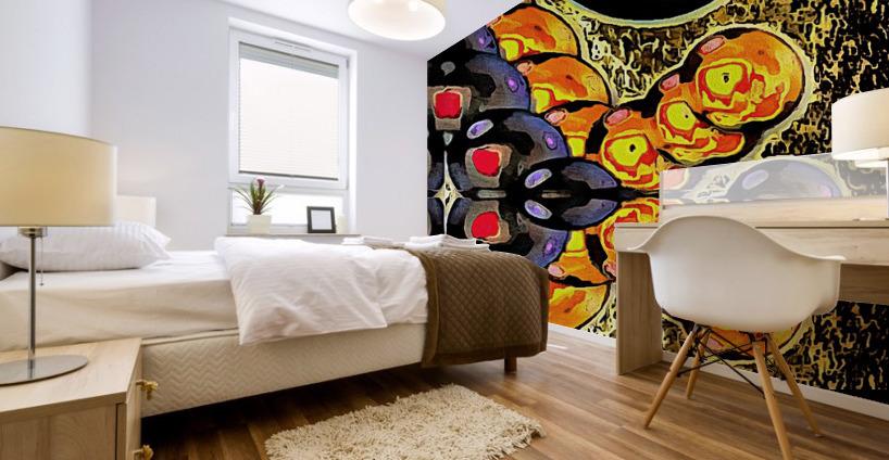 Hado Energy 1 Mural print