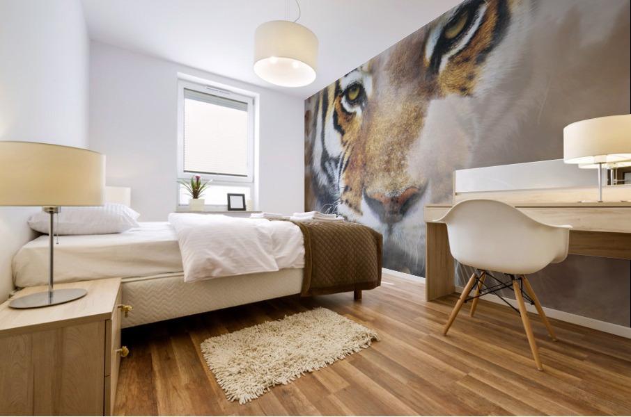 Tigre Mural print