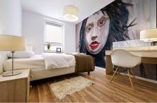 Eva Mural print