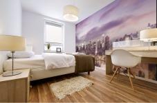 New York Cityscape Mural print