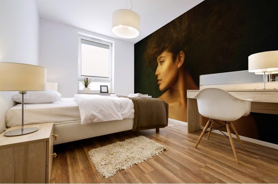 Sabina Mural print