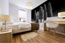 Tuscany Montalcino Mural print