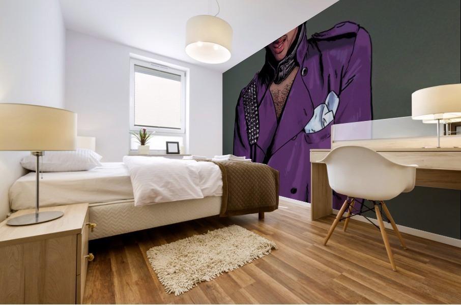 Prince Mural print