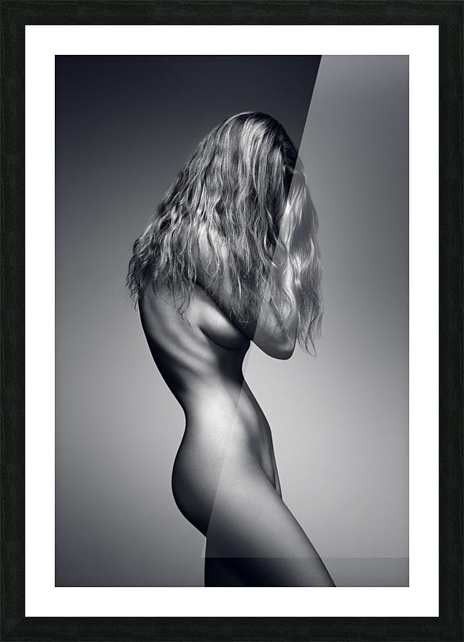 Nude Woman Sensual Body Johan Swanepoel