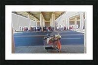 Fellowship- Church Under the Bridge- okc Picture Frame print