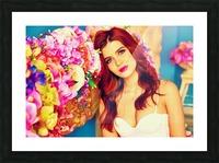 WeddingPic PicArt Picture Frame print
