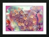 GoldLeaf Picture Frame print