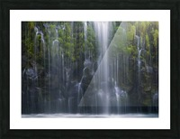 Magical retreat Picture Frame print