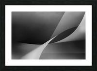 mit Schwung Picture Frame print