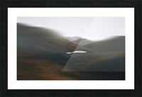 Quiet Picture Frame print