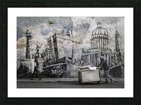 Mi Habana Picture Frame print