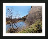 Montezuma's Castle-13 Picture Frame print