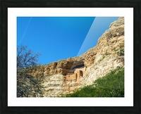 Montezuma's Castle-10 Picture Frame print
