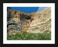 Montezuma's Castle-6 Picture Frame print