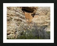 Montezuma's Castle-5 Picture Frame print