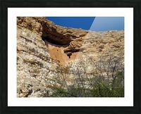 Montezuma's Castle-3 Picture Frame print
