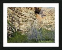 Montezuma's Castle-1 Picture Frame print
