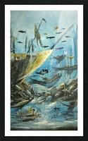 under sea Impression et Cadre photo