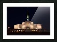 KNOCK SHRINE, CO.MAYO Picture Frame print