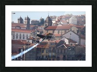 Oporto Red Bull Air Race 2017 Picture Frame print