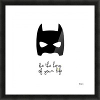BATCHILD Picture Frame print