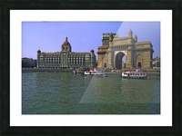 West India Tour Picture Frame print