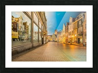 Wismar Day2Night Picture Frame print