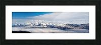 PanoramaSudTirol Picture Frame print
