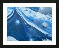 STAR MAKER Picture Frame print