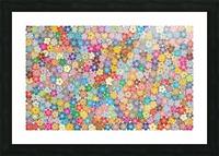 sakura Picture Frame print