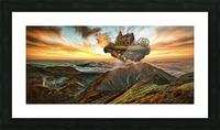panorami Picture Frame print