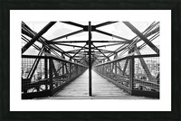 The Bridge - Spain Picture Frame print