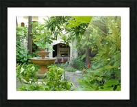 Kenwood Inn Picture Frame print